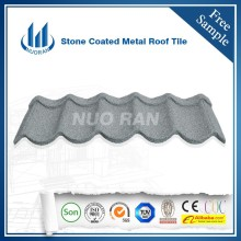 Nuoran terracotta metal roof tile/color steel roof tile paint