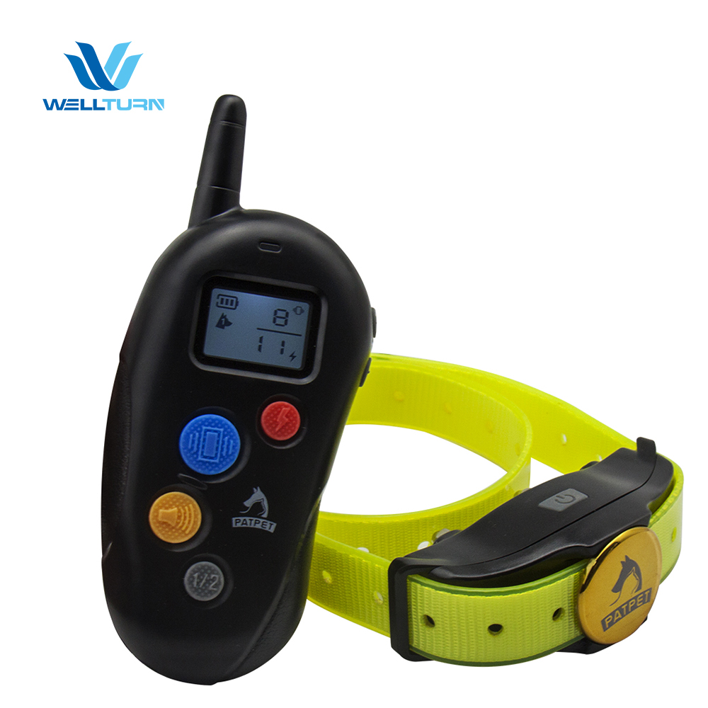 Good Pet Dog Electric Training Collar 2000 Multi-Dog Collier Chien E Trainer