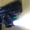 Good price green laser sight with mini volume and adjustable laser color special used for Glock style pistols