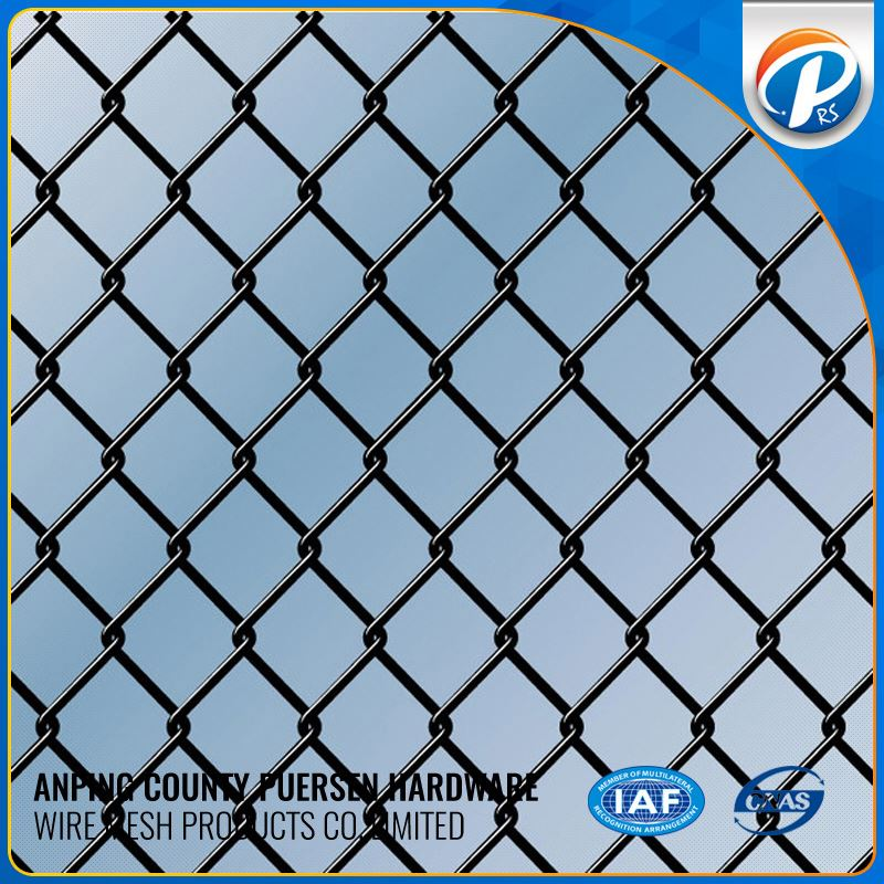For Baseball Ground Durable Chain Link Fence