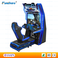 2015 Hot Sale Storm Racer G Maximum Tune 5 Arcade Game Machine