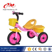 Hot sale small baby tricycle /baby trike simple children trike/Popular design small trike for children and child three-wheeler
