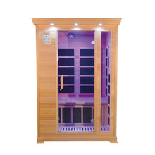 Carbon far infrared personal steam outdoor sauna room