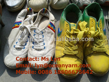 Best quality hot sale China second hand used shoes clothes and bags