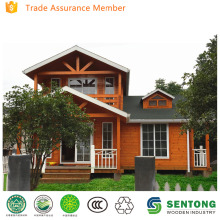 Pine Wood Prefabricated Wooden House Price