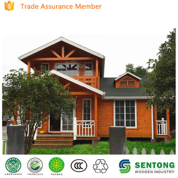 Perfect Pine Wood Prefabricated Wooden House Price