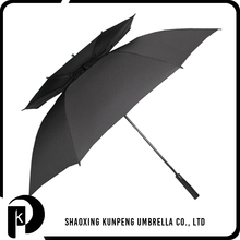 Promotional Custom LOGO Double Canopy Golf Umbrella