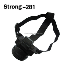 Popular latest swivel head torch light LED head light waterproof camping outdoor walking head lamp light