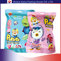 Pillow Shape Food Grade Plasitc Gas Flush Packing Pouch Packaging Bag For Potato Chips Frencch Fries Cookies