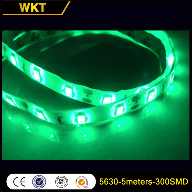 Best price latest 5630-300SMD battery powered led light strips lowers
