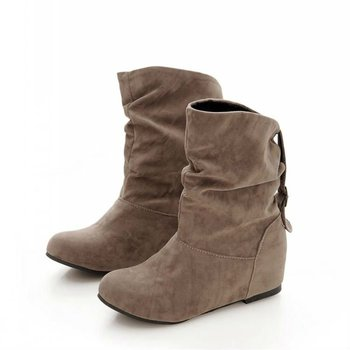 women winter boots magnetic shoes shoes made in china XW313