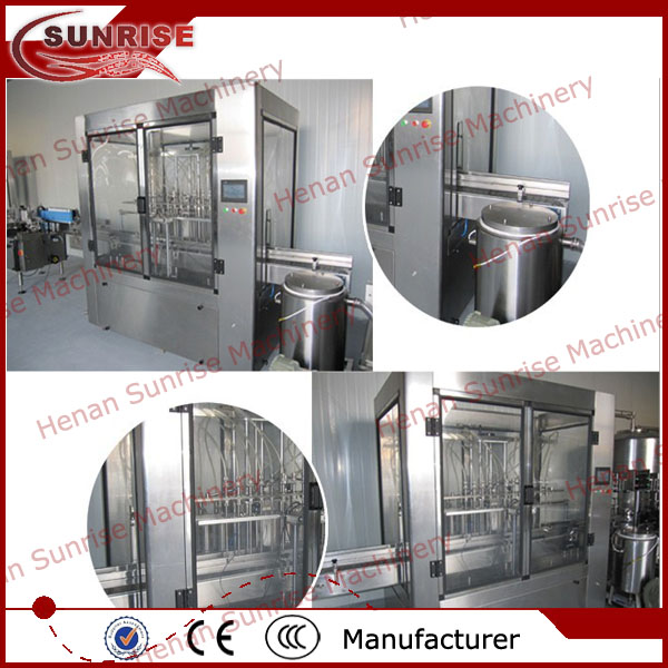 83 Best sale bottle filling capping and labeling machine 0086 13721438675