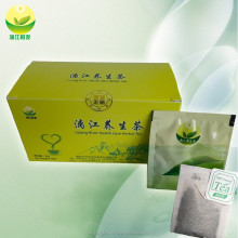 Chinese folk medicinal function of herbal tea bag