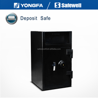 Safewell 48DB office Bank use night deposit safe