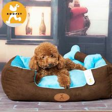 Hot sale Extra Plush handmade dog kennel