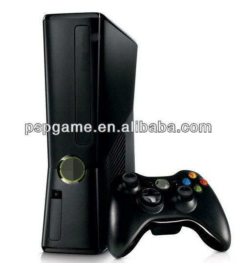 Original video game console full set for 4gb xbox-360 slim game console