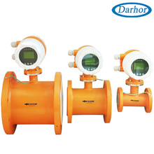 hot selling China flow meter electromagnetic flowmeter for liquid