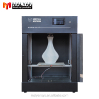 2016 Malyan 3d desktop printer M450 with intutive UI support Cura large 3d printer