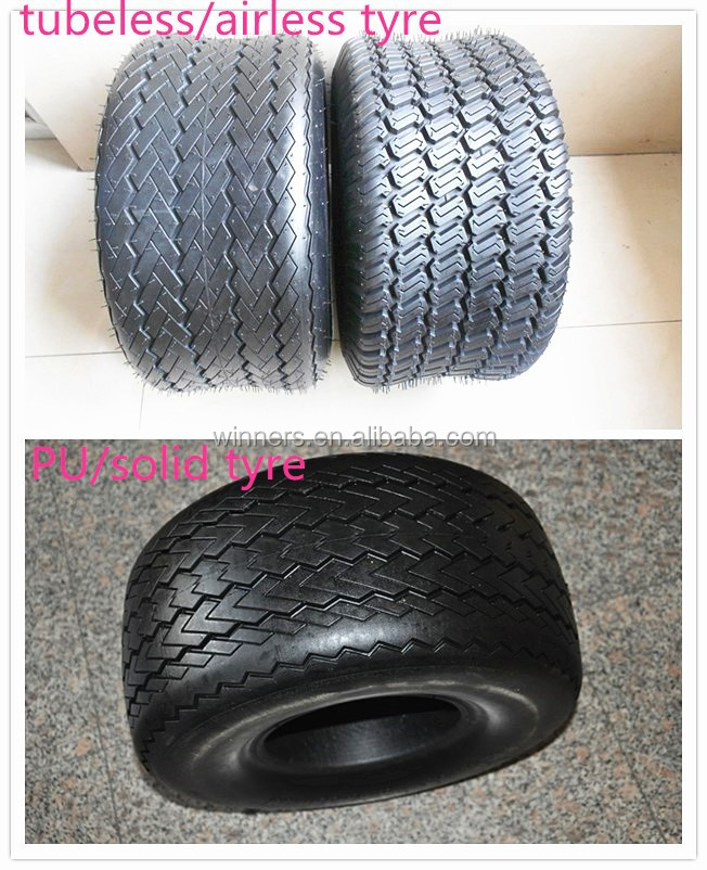 ATV/Lawn mower/Golf Pu foam tire 18x8.50-8
