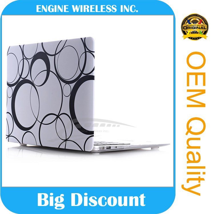 ebay hot sell soft shell case for macbook air