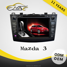 2 din multimedia with gps fo mazda 3 car gps navigation 7 inch