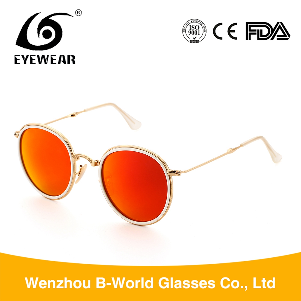 OEM plastic sunglass fashion durable plastic sunglasses, latest trendy spectacles frame
