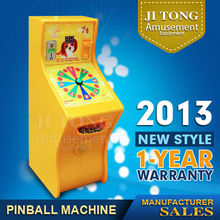 Playground amusement toy korean vending machine made in shanghai