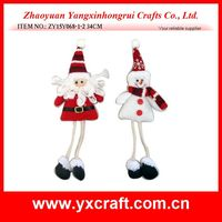 Decoration christmas chinese house plush toy