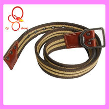 Fashion eyelets and studs chastity belt male brand