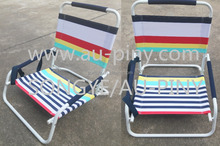 AP Good Quality Cheap mini portable aluminium folding beach lounge chairs
