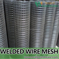 rete metallica elettrosaldata/ hot dipped galvanized hardware cloth / galvanized welded wire mesh