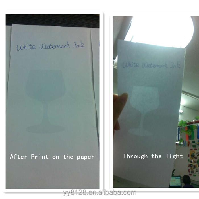 high quality watermark paper Watermarks and a selection of key measurements for each different type of mark   damaged watermarks are not often found in high-quality paper, but a certain.