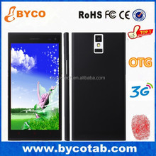 5.5inch android mobile phone with fingerprint identification OTG c1000