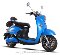 Beautiful Appearace Electric Scooter for Adult Nice Cheap 60V 1000W for Lady Electric Motorcycle