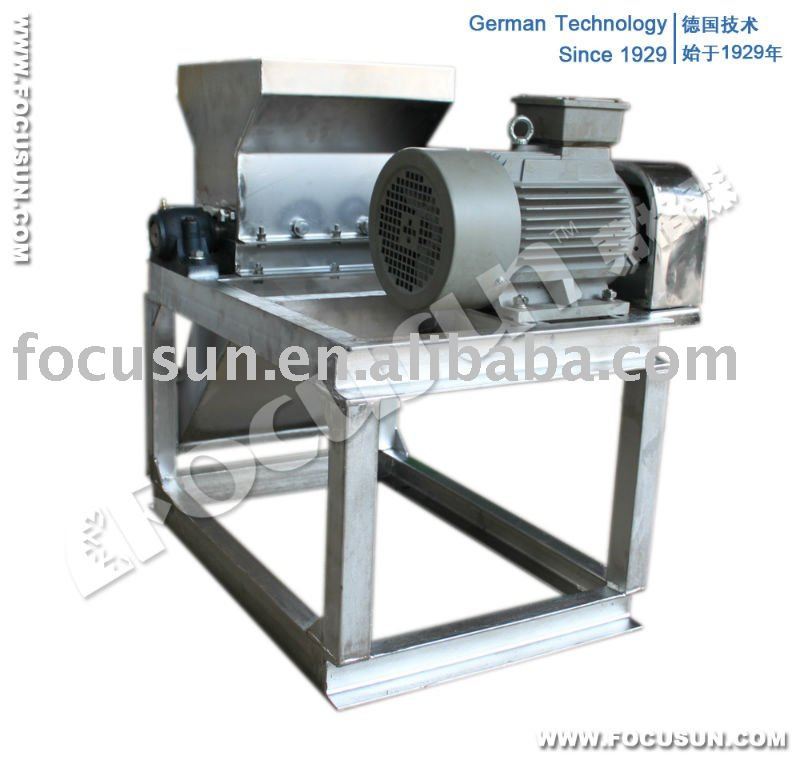 top quality tube ice crusher