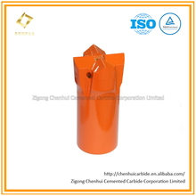 Tapered Chisel Tungsten Carbide Rock Drill Bit