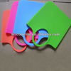 Hot! Fashion colorful cheap silicone rubber shopping bags for woman