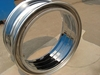 High Quality 6.00X17.5 Truck acero borde de la rueda