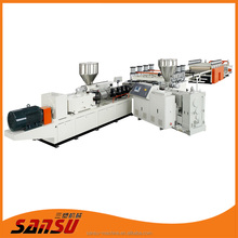 Hot-sale low-cost high-quality wall panel machine / High technology machine for produce pvc wall panel