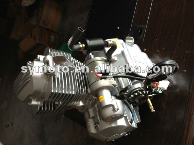 YX Engines, CG150 air cool with reverse gear