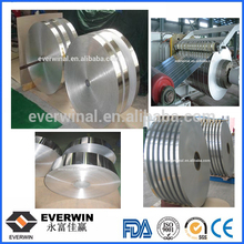 High quality machine grade 8011 temper aluminum strip With Discount