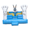 Wholesale small Inflatable rabbit jumper bouncer
