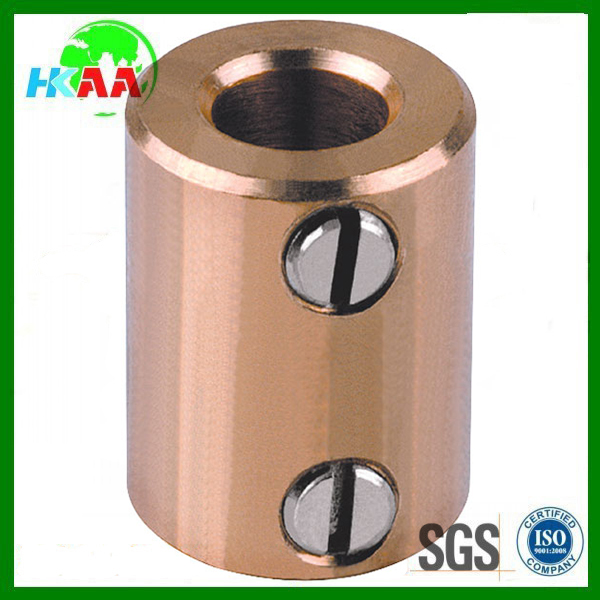 OEM high precision customzied steel types of shaft couplings