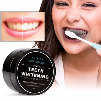Charcoal Teeth Whitening Products Cleaning Teeth With Activated Charcoal Black Charcoal Powder