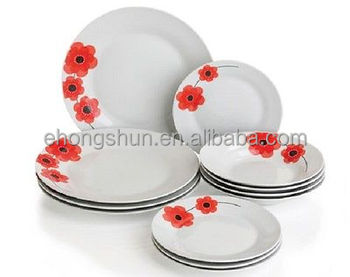 Fast Reply Restaurant Hotelware Japan Dinner Tableware Set