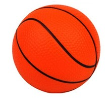 anti stress PU basketball with cheap price