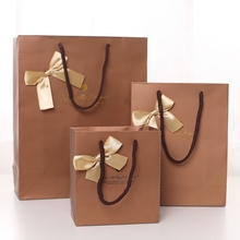 Customize High Quality Promotion Luxury Paper Shopping Bag