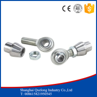 Adjustable rod end spherical plain bearings rod ends bearing