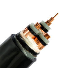 Copper Core XLPE insulated Power Cable 240mm2 ,300mm2 ,400mm2 , 500mm2,630mm2