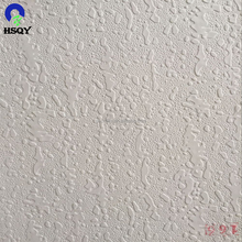 PVC Ceiling Film for Embossing Gypsum Decoration